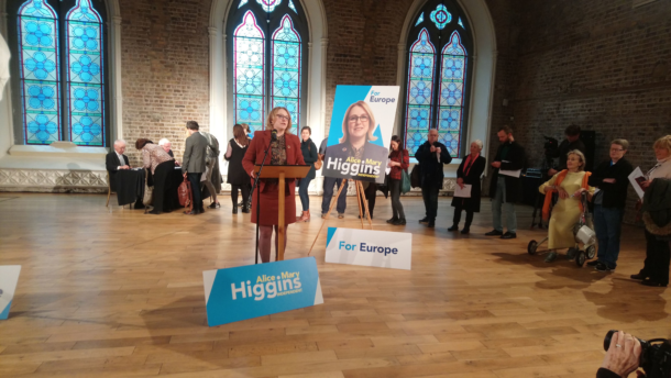 European Elections 2019 launch