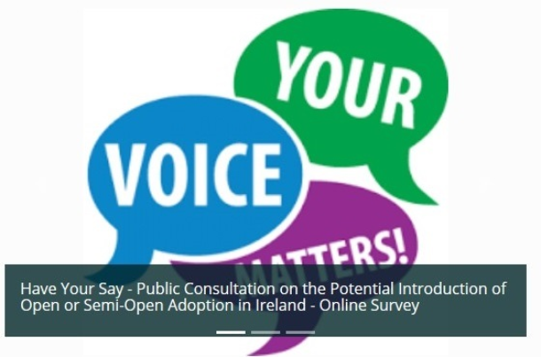 Department of Children and Youth Affairs public consultation